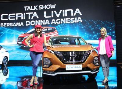 Donna Agnesia Berbagi Cerita Pengalaman Berkendara