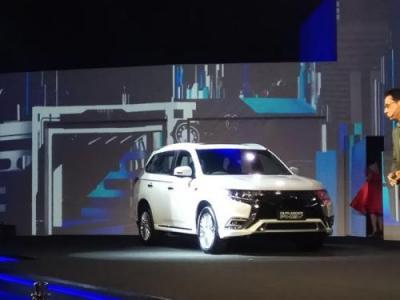 Mitsubishi Luncurkan Outlander PHEV sebagai Mobil Ramah Lingkungan Seabrek Teknologi