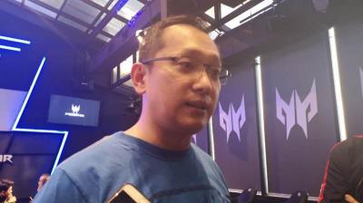 Ini Alasan Acer Gencar Rilis Laptop Gaming di Indonesia