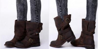 7 Cara Chic Mix and Match Padukan Boots dengan Jeans