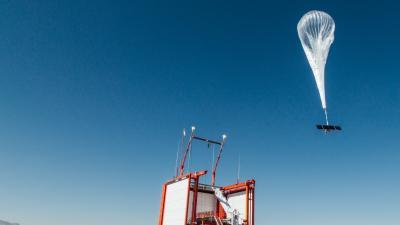Sediakan Akses Internet, Project Loon Capai 1 Juta Jam Terbang