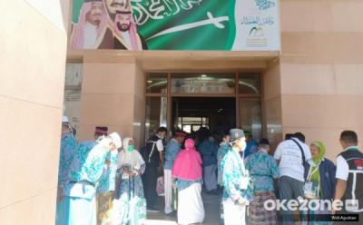Jamaah Haji Wajib Waspada saat Menyeberang Jalan di Arab Saudi