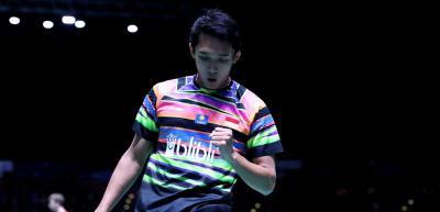 Jonatan dan Wahyu Ade Maju ke Babak Kedua Jepang Open 2019