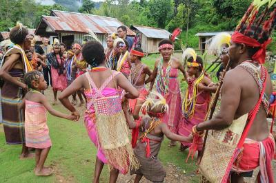 Flashmob 2.000 Penari Tradisional Siap Ramaikan Hari Kemerdekaan RI