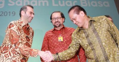 Indosat Ooredoo Umumkan Direktur Utama dan Susunan Direksi