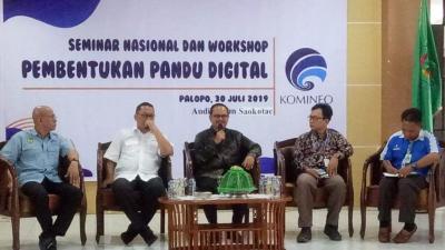 Pemerintah Gandeng Pandu Digital Dampingi Petani dan Nelayan Go Online