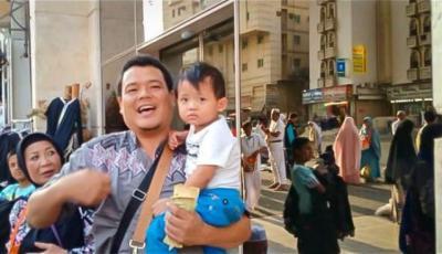 Berkah Haji, Mukimin Penjual Bakso Untung Rp10 Juta per Hari