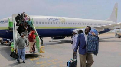 Penerbangan Pertama sejak 1997, Pesawat Asal AS Bawa 168 Jemaah Haji