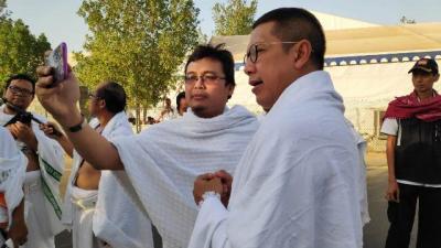 Ini Doa Menag Lukman Hakim saat Puncak Haji Wukuf di Arafah