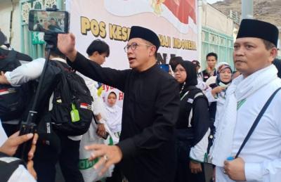 Tenda di Mina Sempit, Begini Penjelasan Menteri Agama