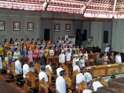 Perindo Mampu Raih 2 Kursi di DPRD Karangasem