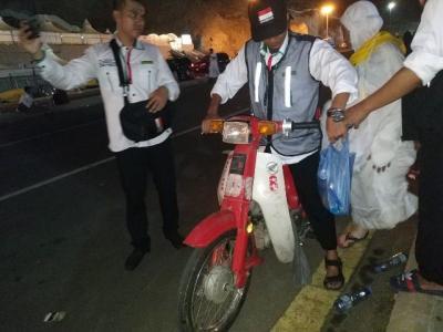Cerita Astuti yang Banyak Berjasa Antarkan Jamaah Haji Kelelahan di Mina