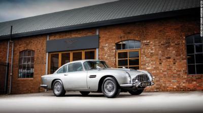 Mobil James Bond Ini Terjual dengan Harga Bikin Geleng Kepala