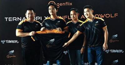 Kaesang Pangarep Perkuat Tim Mobile Legends Genflix Aerowolf