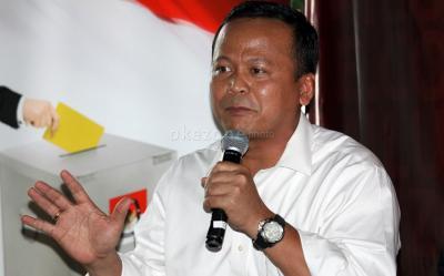 Dikabarkan Diusulkan Jadi Menteri, Waketum Gerindra: Saya Hanya Pelayan di Partai