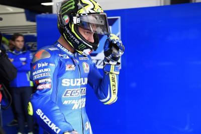 Sudah Keluar dari Rumah Sakit, Ada Peluang Mir Mentas di MotoGP Inggris 2019