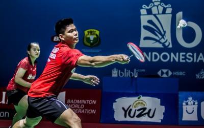 4 Ganda Campuran Indonesia Diharapkan Tampil Apik di Kejuaraan Dunia Bulu Tangkis 2019