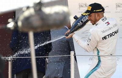 Hamilton Berharap Ferrari Bisa Saingi Mercedes