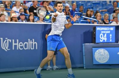 Novak Djokovic Optimis Tatap AS Terbuka 2019