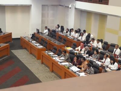 Pertanggungjawaban APBN 2018, Sri Mulyani Merapat ke DPR