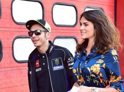 Rossi Yakin Francesca Novello Wanita yang Tepat untuknya