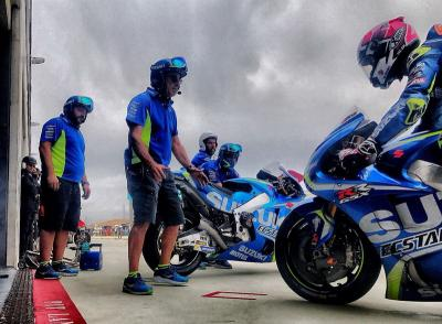 Suzuki Pesimis Bisa Miliki Tim Satelit di MotoGP 2020