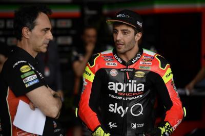 Aprilia Kurang Impresif di MotoGP 2019, Iannone: Bukan Salah Pembalapnya!