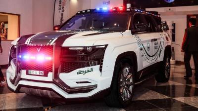 5 Mobil Patroli paling keren di Dunia, Harga Termahal Mencapai Rp32 Miliar