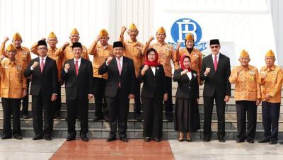 Ziarah ke Makam Pahlawan, Gubernur BI Ajak Teruskan Perjuangan