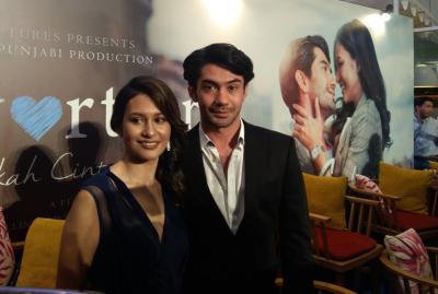 Reza Rahadian Pilih Langsung Raihaanun untuk Film Twivortiare