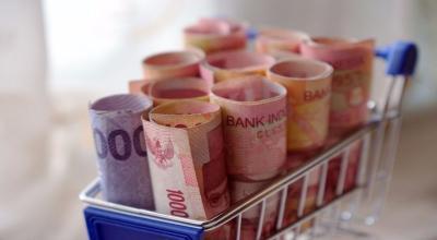 Dolar AS Tekuk Rupiah ke Rp14.267 USD