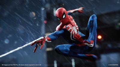 Sony Beli Developer Game Spider-Man 'Insomniac Games'