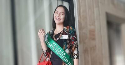 Ratu Rizky Nabila Tak Ngotot Juara Miss Earth 2019
