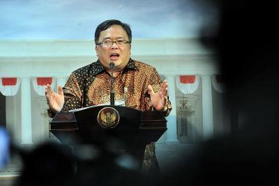 Di Depan Milenial, Kepala Bappenas: Ibu Kota Pindah ke Kalimantan Ringankan Beban Jakarta