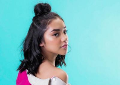 Lulus Indonesian Idol, Baila Fauri Hadirkan Eye 2 Eye