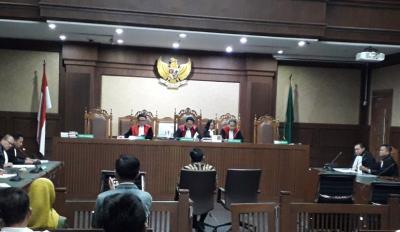 Penyuap Bowo Sidik Pangarso Divonis 1,5 Tahun Penjara