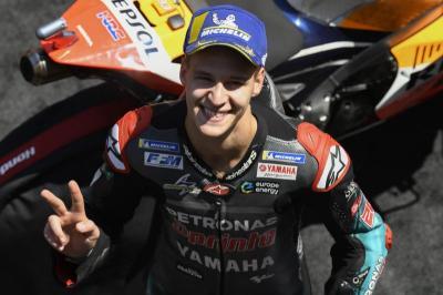 YZR-M1 Cocok dengan Sirkuit Silverstone, Quartararo Optimis Tatap MotoGP Inggris 2019