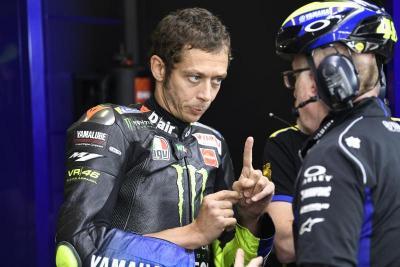 Jika Pensiun, Ini Harapan Rossi terhadap Penggemarnya