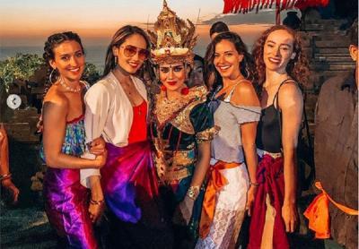 Cinta Laura Ungkap Rasa Bangga Menjadi Warga Negara Indonesia