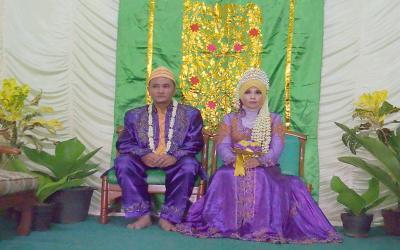 Husein, Sosok Mualaf yang Merayakan Pernikahan di Hari Kemerdekaan