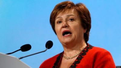 Batas Usia Diminta Dihapus, Georgieva Punya Peluang Pimpin IMF