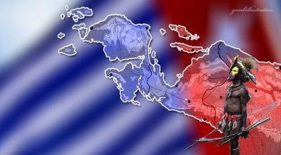 Aktivitas Warga di Papua Barat Kembali Normal Pasca-Kerusuhan