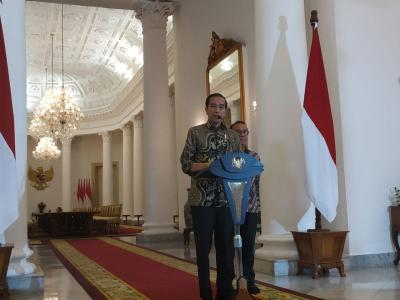 Jokowi: Pemblokiran Internet di Papua untuk Kebaikan Kita Bersama