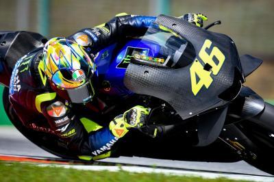 Harapkan Cuaca Baik di Silverstone, Rossi: Musim Lalu Mimpi Buruk