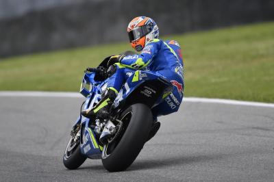 Alex Rins Tatap MotoGP Inggris 2019 dengan Penuh Percaya Diri