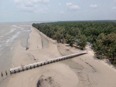 Punya Potensi Pariwisata yang Besar, Pulau Rupat Siap Dijadikan KEK