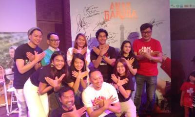 Film Anak Garuda, Adaptasi Kisah Nyata Perjuangan Pelajar Indonesia
