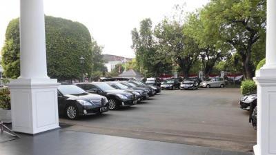 Setneg: Mobil Dinas Presiden hingga Menteri Tak Layak Pakai