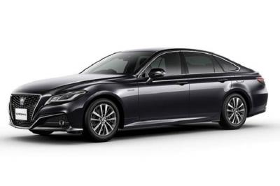Mobil Menteri Kabinet 2019-2024 Akan Pakai Toyota Crown 2.5 HV G-Executive