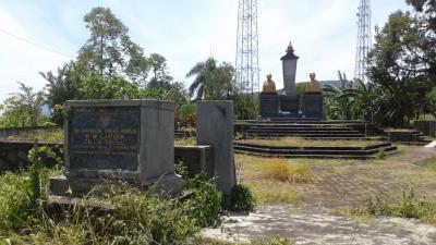 Monumen 14 Februari, Saksi Merah Putih Berkibar Pertama Kali di Bumi Minahasa
